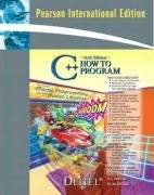 C++ How to Program Introducing Game Programming Boost Libraries, 6/e (Paperback)-cover