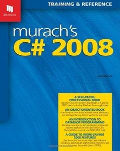 Murach's C# 2008-cover