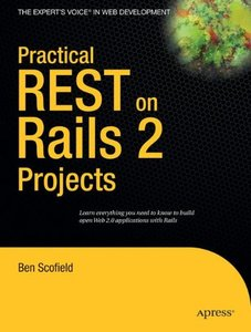 Practical REST on Rails 2 Projects (Paperback)-cover