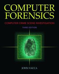 Computer Forensics: Computer Crime Scene Investigation, 3/e(Paperback)-cover