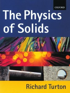 The Physics of Solids-cover