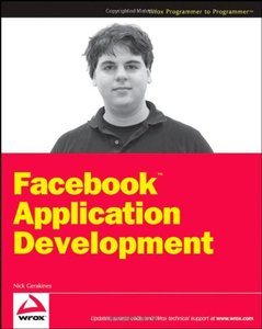 Facebook Application Development-cover
