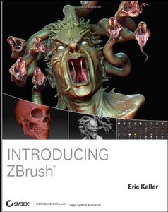 Introducing ZBrush (Paperback)-cover