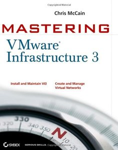 Mastering VMware Infrastructure 3 (Paperback)-cover