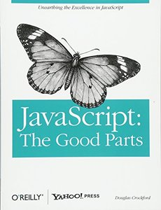 JavaScript: The Good Parts (Paperback)-cover