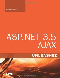 ASP.NET 3.5 AJAX Unleashed (Paperback)-cover