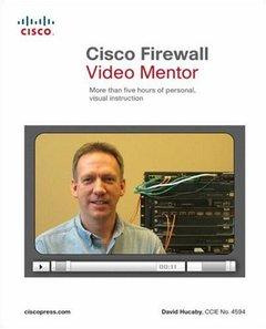 Cisco Firewall Video Mentor (Paperback)-cover