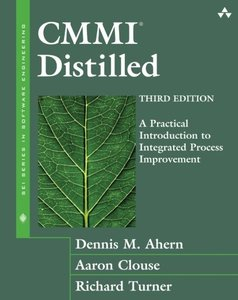 CMMI Distilled: A Practical Introduction to Integrated Process Improvement, 3/e (Paperback)-cover