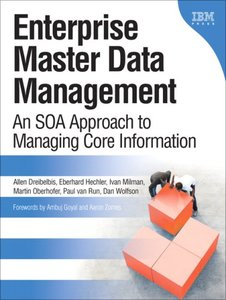 Enterprise Master Data Management: An SOA Approach to Managing Core Information-cover