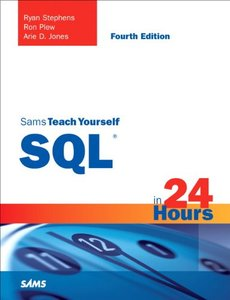 Sams Teach Yourself SQL in 24 Hours, 4/e-cover