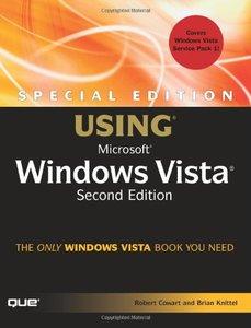 Special Edition Using Microsoft Windows Vista, 2/e-cover