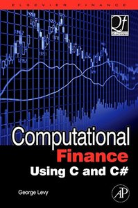 Computational Finance Using C and C#-cover