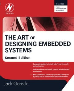 The Art of Designing Embedded Systems, 2/e-cover