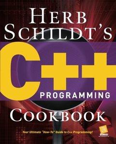 Herb Schildt's C++ Programming Cookbook-cover