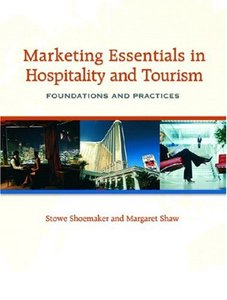 Marketing Essentials in Hospitality and Tourism: Foundations and Practices-cover