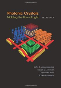Photonic Crystals: Molding the Flow of Light, 2/e (Hardcover)-cover