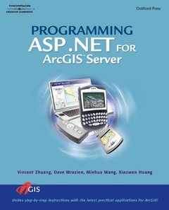 Programming ASP.NET for ArcGIS Server-cover