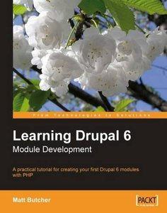 Learning Drupal 6 Module Development-cover