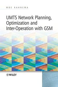 UMTS Network Planning, Optimization, and Inter-Operation with GSM (Hardcover)-cover