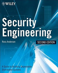 Security Engineering: A Guide to Building Dependable Distributed Systems, 2/e (Hardcover)-cover