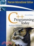 C++ Programming Today, 2/e (IE-Paperback)