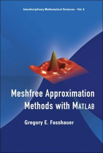 Meshfree Approximation Methods with MATLAB (Paperback)-cover