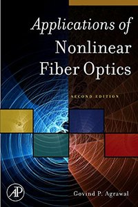 Applications of Nonlinear Fiber Optics, 2/e (Hardcover)-cover