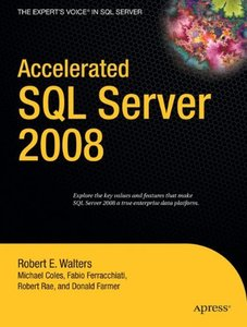 Accelerated SQL Server 2008 (Paperback)-cover