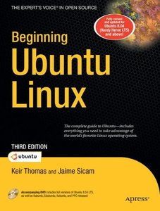 Beginning Ubuntu Linux: From Novice to Professional, 3/e (Paperback)-cover