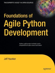 Foundations of Agile Python Development (Paperback)-cover