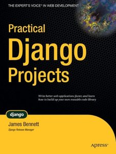 Practical Django Projects (Paperback)-cover