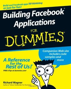 Building Facebook Applications For Dummies-cover
