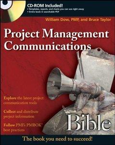 Project Management Communications Bible-cover