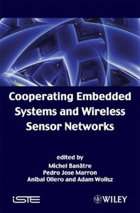 Cooperating Embedded Systems and Wireless Sensor Networks-cover
