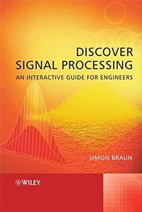 Discover Signal Processing: An Interactive Guide for Engineers(Hardcover)-cover