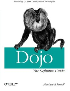 Dojo: The Definitive Guide (Paperback)-cover