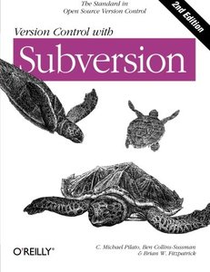 Version Control with Subversion, 2/e (Paperback)-cover