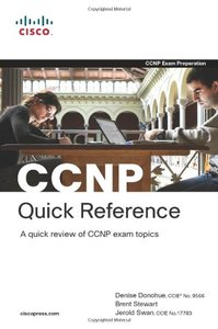 CCNP Quick Reference-cover
