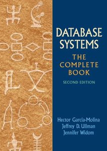 Database Systems: The Complete Book, 2/e (Hardcover)-cover