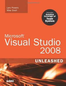 Microsoft Visual Studio 2008 Unleashed-cover