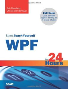 Sams Teach Yourself WPF in 24 Hours-cover
