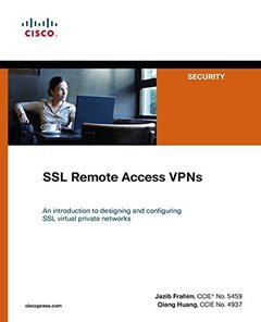 SSL Remote Access VPNs-cover