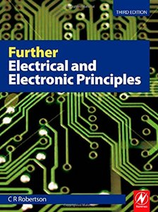 Further Electrical and Electronic Principles, 3/e-cover