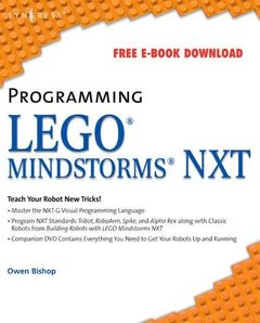 Programming Lego Mindstorms NXT-cover
