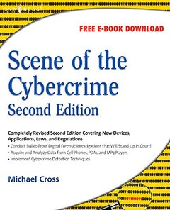 Scene of the Cybercrime, 2/e-cover