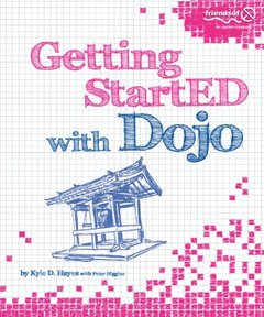 Getting StartED with Dojo (Paperback)-cover