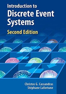 Introduction to Discrete Event Systems, 2/e (Hardcover)-cover
