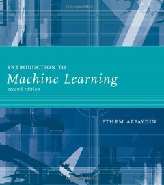 Introduction to Machine Learning, 2/e (Hardcover)-cover