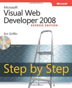 Microsoft Visual Web Developer 2008 Express Edition Step by Step-cover