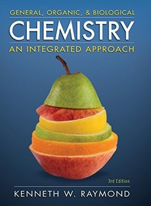 General, Organic, and Biological Chemistry, 3/e (Hardcover)-cover
